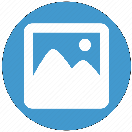 gallery, image, image stored, photography, representation, storage icon