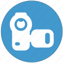 camera, capture, picture, recorder, shooting, video icon