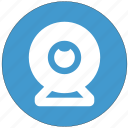 camera, checking, protection, recorder, security, webcam icon