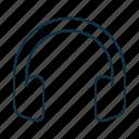 headphone, media, player