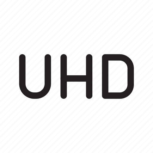 display, media, player, resolution, screen, uhd, video icon