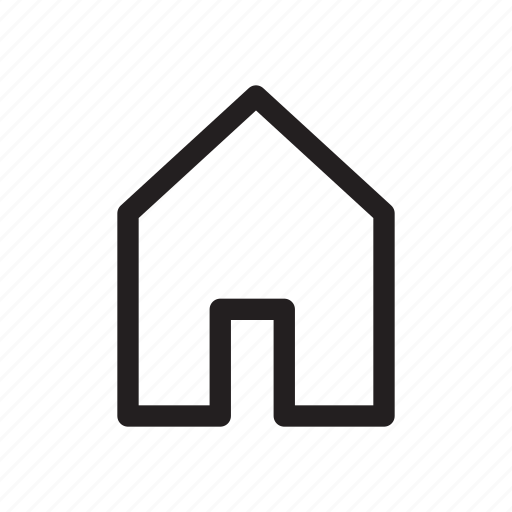 building, home, house, play, player, property, video icon