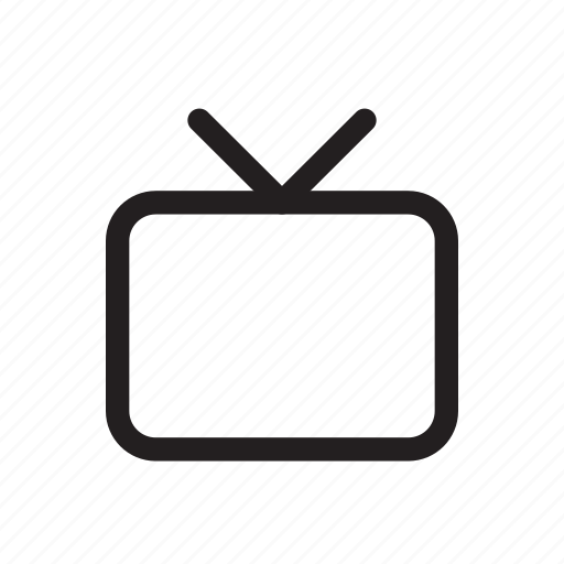 media, multimedia, player, resolution, television, tv, video icon