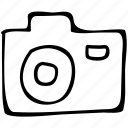 camera, photography, video, vintage camera icon