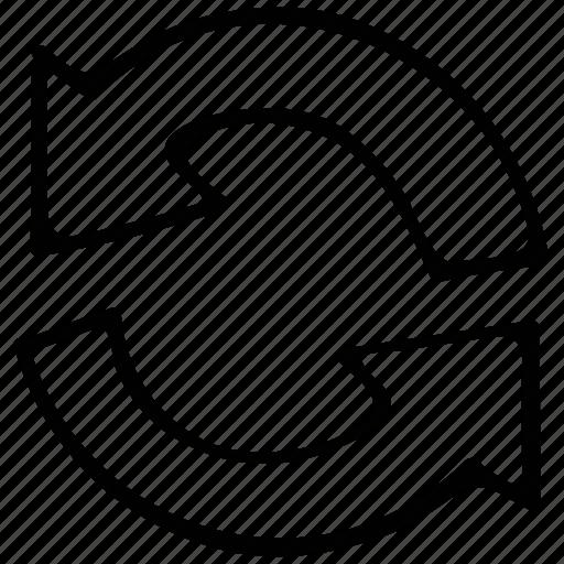 Arrows, refresh icon - Download on Iconfinder on Iconfinder