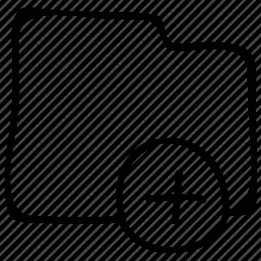 add folder, new add folder, new folder icon