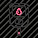 blood test, diabetes, medical check up, sugar test icon