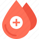blood, blood bank, blood drop, hospital, medical icon