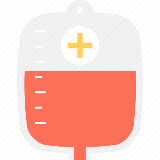 blood transfusion, infusion drip, iv drip, iv therapy, saline drip icon
