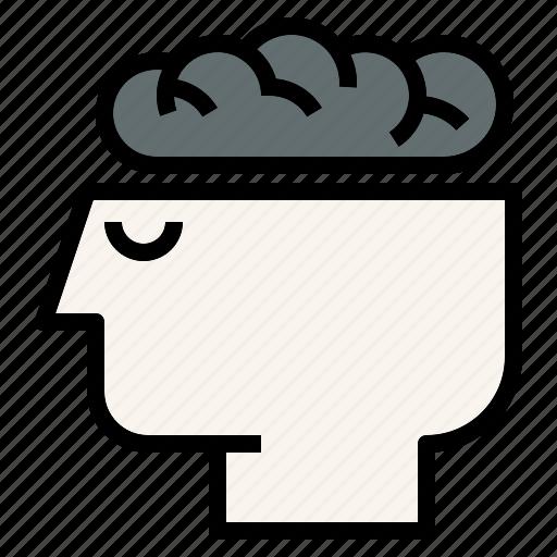 Brain, health, hospital, medical, sign icon - Download on Iconfinder