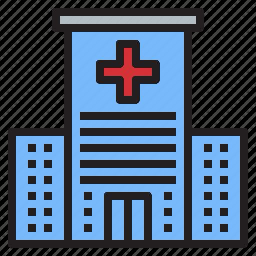health, hospital, medical, sign icon