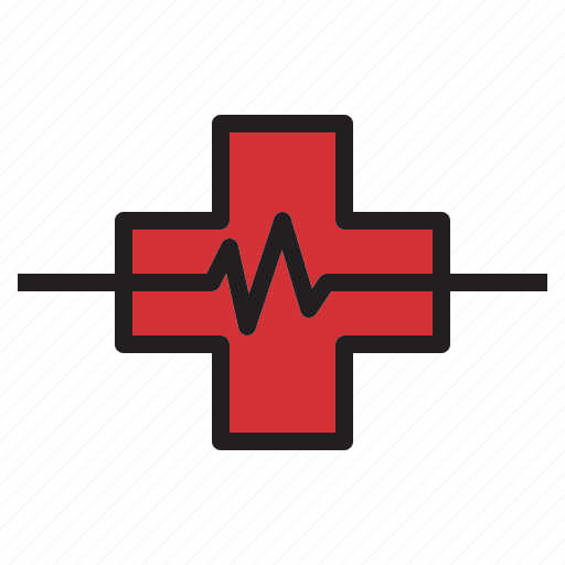 health, hospital, medical, sign, treatment icon