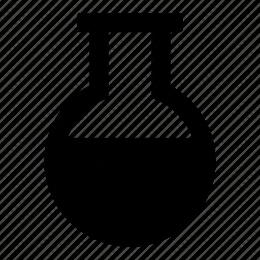 beaker, chemistry, flask, healthy, laboratory, test, tube icon
