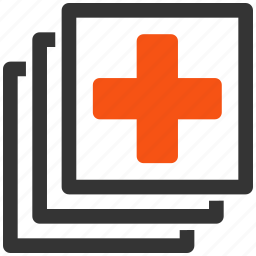911, aid, ambulance, box, case, clinic, cross, doctor, drug, drugstore, emergency, first, health, health care, healthcare, help, hospital, medic, medical, medicine, nurse, order, pharmacy, pill, prescription, safety, service, shop, storage, store, support, tablet, warehouse, webshop icon