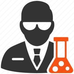 chemical, chemistry, doctor, education, experiment, flask, knowledge, lab, laboratory, professor, research, school, science, scientist, student, study, teacher, technology, test, university icon