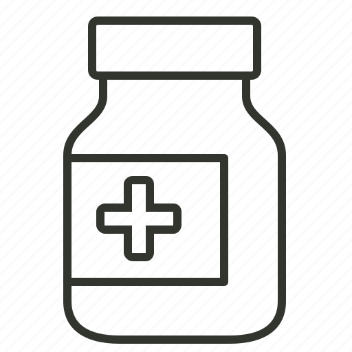 drug, healthcare, syrup, syrup bottle icon