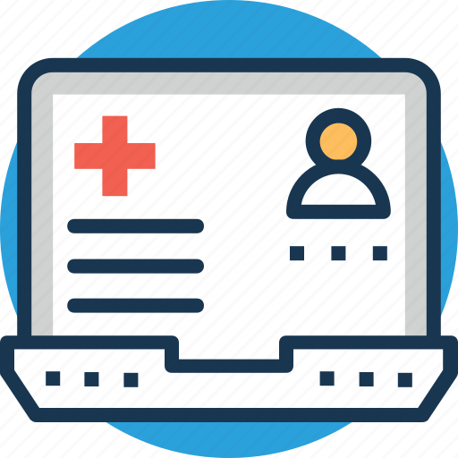 healthcare, medical services, online consultation, online doctor, online pharmacy icon