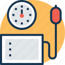 bp apparatus, bp meter, bp monitor, bp operator, sphygmomanometer icon