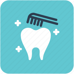 brushing tooth, dental care, dental cleanliness, dental hygiene, healthy teeth icon