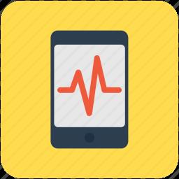 health app, healthcare app, medical app, mobile, mobile app icon