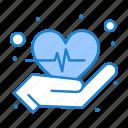 care, heart, love