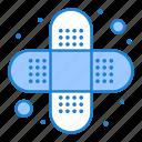 aid, bandage, injury icon