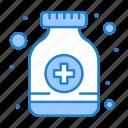 bottle, medicine, pills, syrup