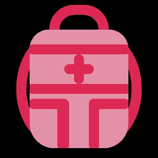 bag, health, medical bag icon