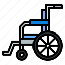 wheelchair, handicap, disabled, disability, patient, hospital