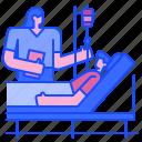 examination, table, doctor, medical, medicine, health, hospital