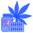 marijuana, organic, natural, medicine, leaf, medical, herb
