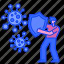 virus, corona, infection, disease, coronavirus, epidemic, fever
