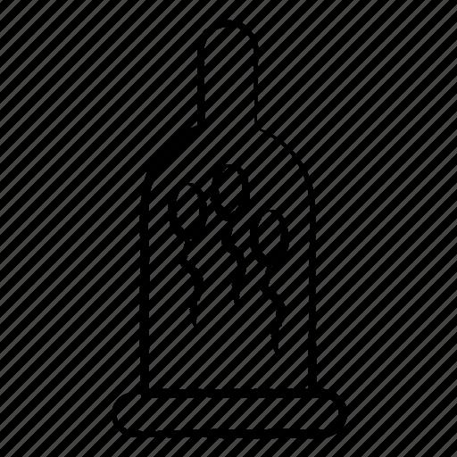 Bottle, conception, medical, spermatozoa icon - Download on Iconfinder