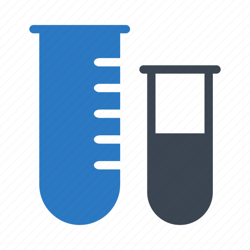 experiment, lab, science, test, tube icon