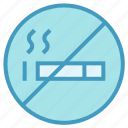 avoid, ban, illegal, smoking, warning icon