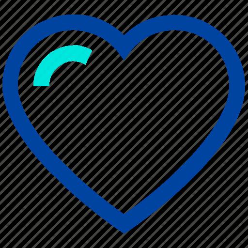 health, heart, medical icon