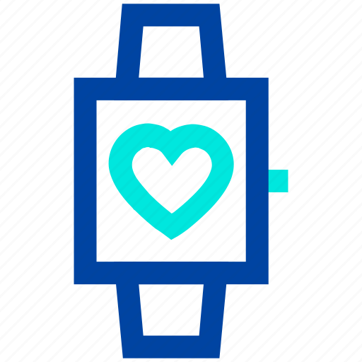 health, healthcare, medical, smart watch, watch icon