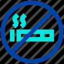 avoid, ban, illegal, smoking, warning icon