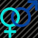 gender, medical, relationship, sex, venus icon