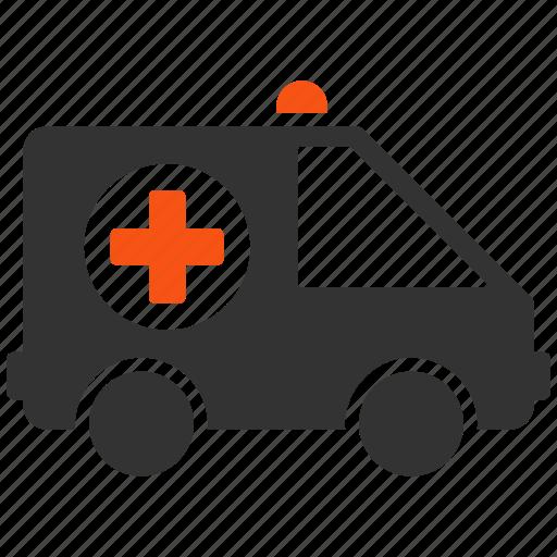 ambulance, doctor help, emergency, hospital delivery, medical car, service 911, transportation icon