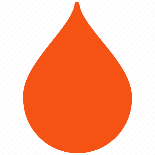 blood, clean, clear drop, drink, liquid, oil, water icon
