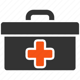 ambulance, box, container, device, doctor, emergency, equipment, hardware, health, healthcare, hospital, maintenance, medical, medicine, storage, tool, toolbox, tools icon