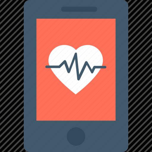 Mobile, health app, healthcare app, mobile app, medical app icon