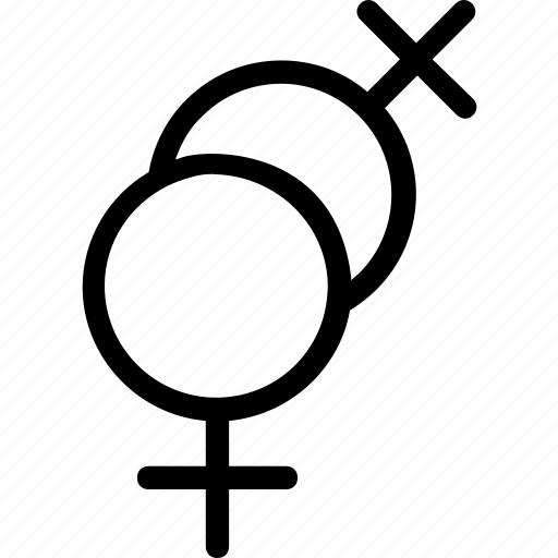 female, female gender, gender, sex symbol, woman icon
