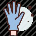 gloves, health, hospital