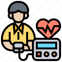 blood, cardio, checkup, health, pressure