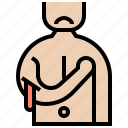 incision, injury, operation, surgical, wound icon