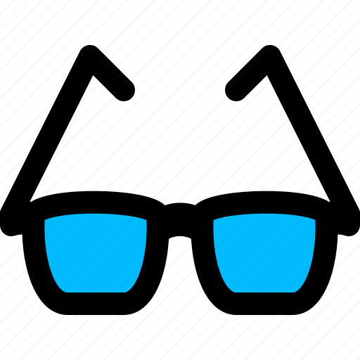 Eyeglasses, glasses, spectacles icon - Download on Iconfinder