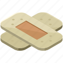 bandages, health, healthcare, medical, medicine icon