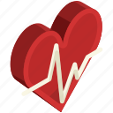 health, healthcare, heart, heartrate, hospital, medical icon